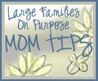 Large Families on Purpose, this is my favorite large family blog.