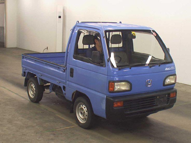 Honda Acty Truck Cars Trucks Mini Trucks Monster Trucks