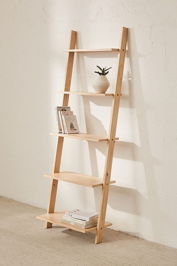 Leaning Bookshelf Leaning Bookshelf Home Decor Home Diy