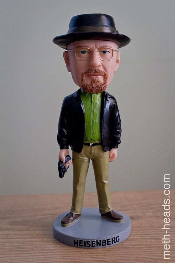 Breaking Bad Bobble Head Wacky Wobbler Headknocker