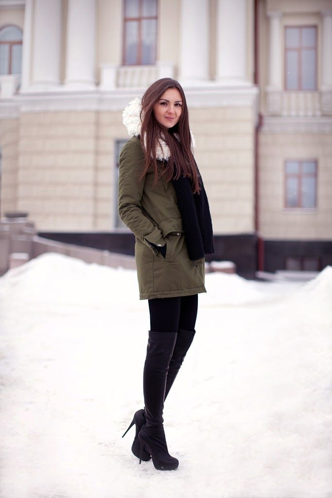 Look of the Day: Winter Essentials – Fashion Agony | Daily outfits, fashion trends and inspiration | Fashion blog by Nika Huk, Ukraine