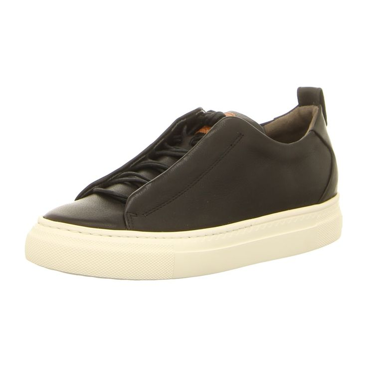 NEU: Paul Green Sneaker 4554-012 - black/cuoico -
