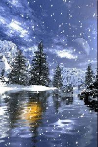 Snow day - анимация на телефон №1250333