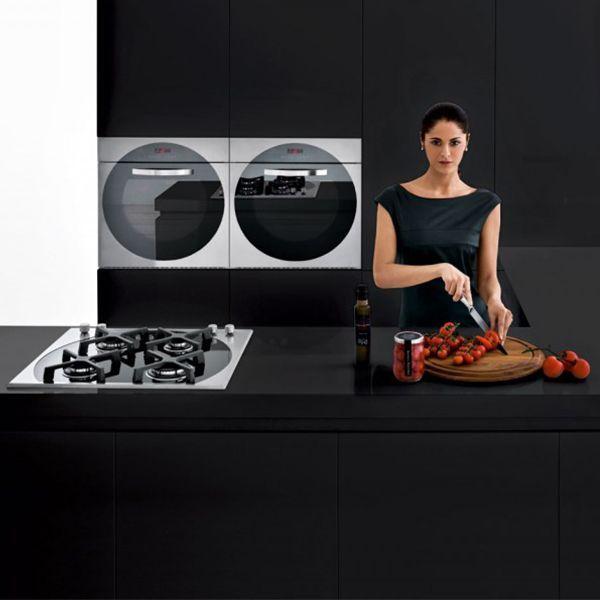 #AmbientesConEstilo El lujo se logra con productos de calidad tecnología y buen diseño. Colección Wolo by BARAZZA Italia. LA elegancia en la cocina disponible en exclusiva en Euro Deco.
