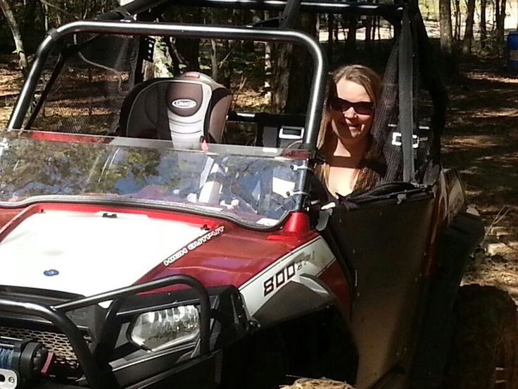 RZR 800s LE wife driving