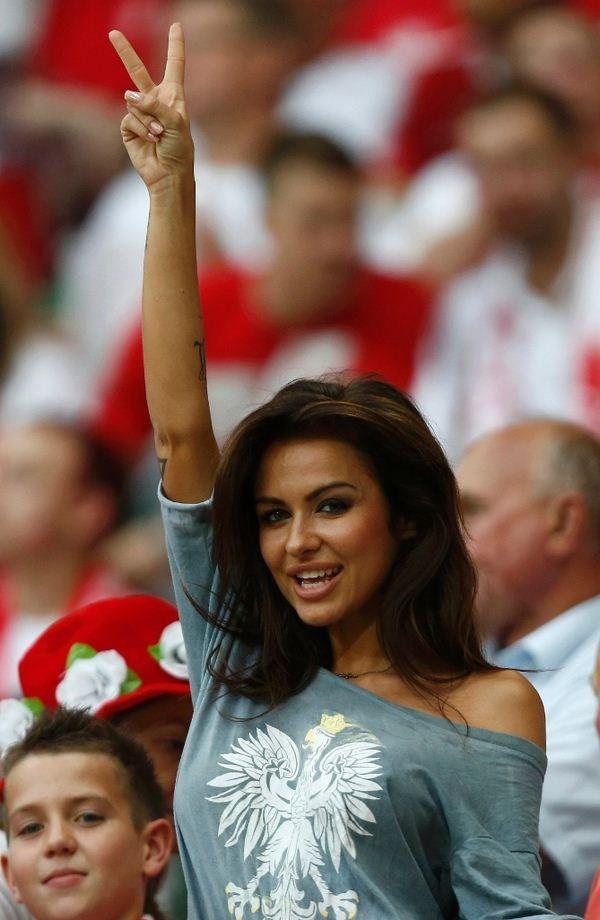 Quién dijo que todas las polacas son rubias? (© REUTERS)