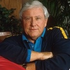 Merv Griffin (7/6/25 - 8/12/2007) American television host, musician, actor, and media mogul. He began his career as a radio and big band singer who went on to appear in movies and on Broadway.