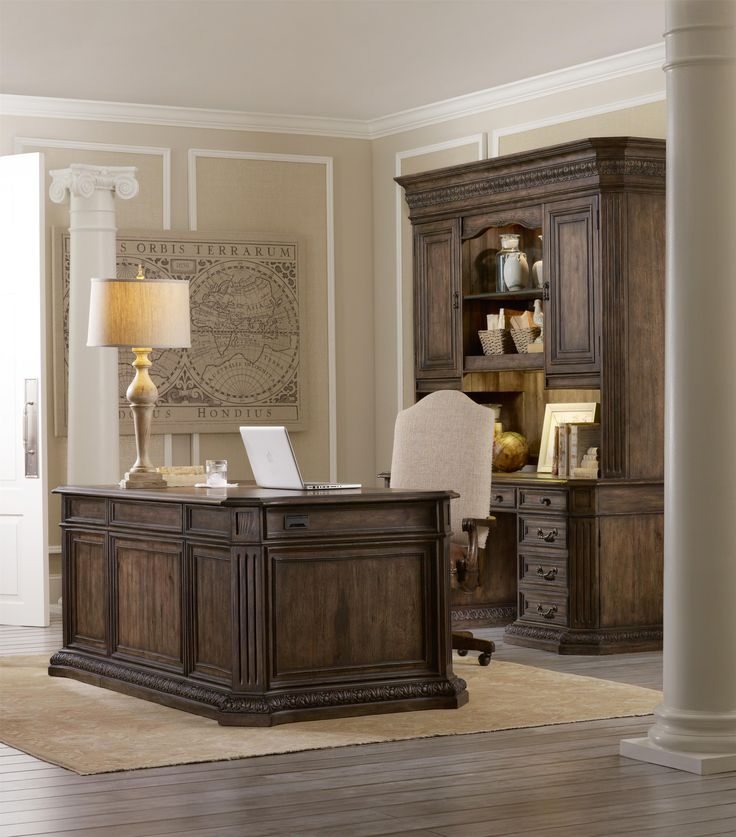 Hooker Furniture Home Office Gorgeous Inspiration Design