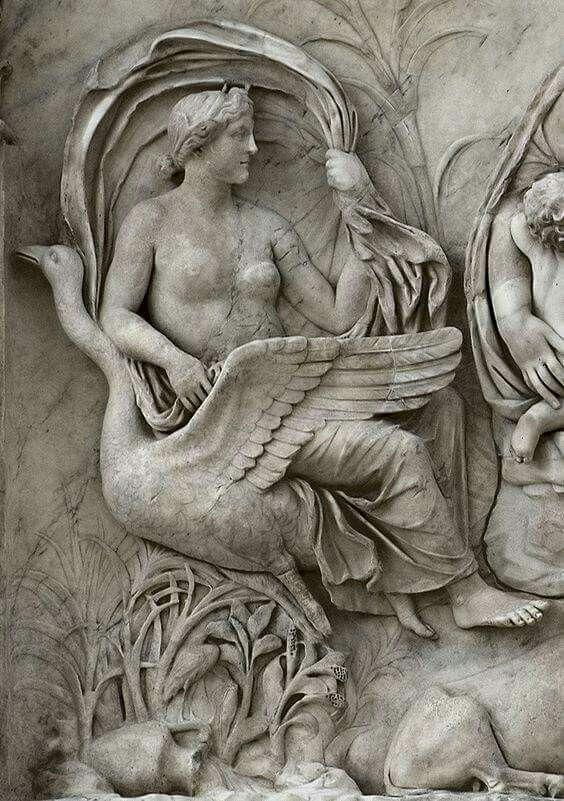 Tellus on Ara Pacis Augustae #ancientart