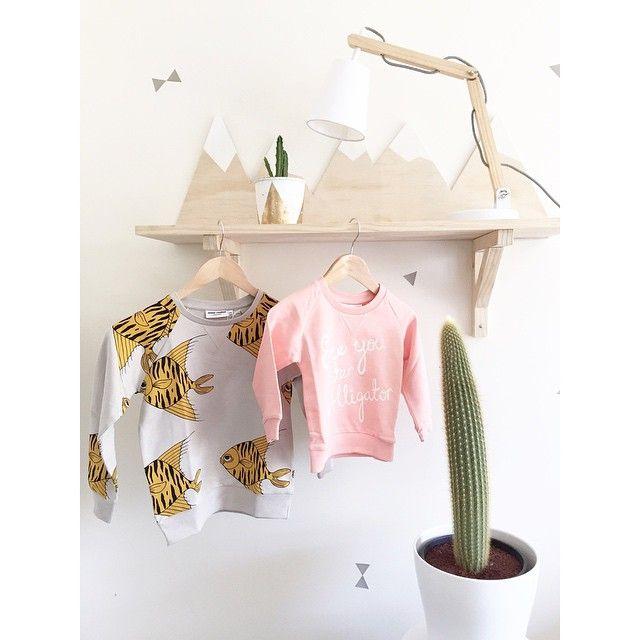 Little S & Co DIY Mountain Shelf #littlesandco