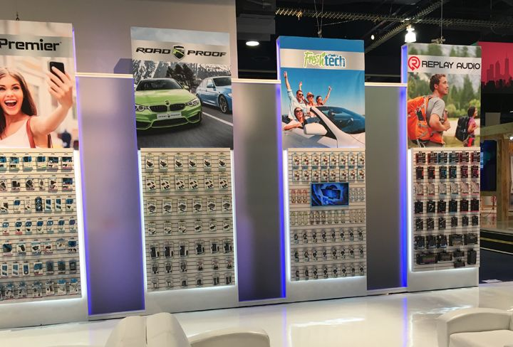 #CES2016 Day 3 - @ booth #30767 – see our #CarChargers + Air Freshener, Rugged #PhoneCases, great #AudioProducts