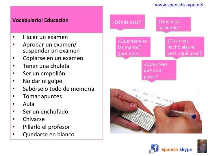 Español oral
