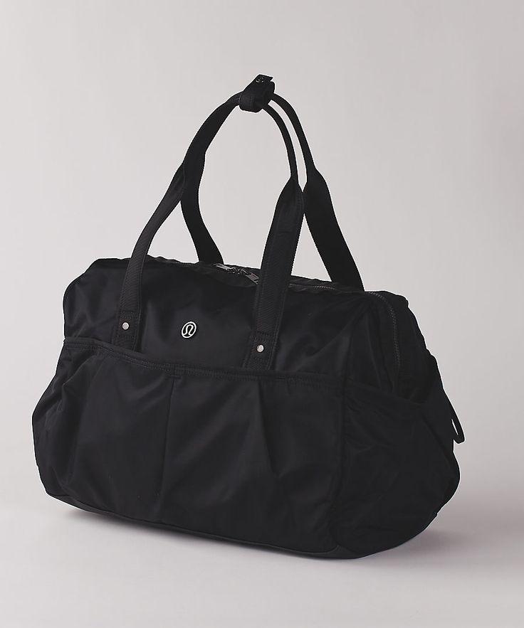 Lululemon All Day Duffel Bag