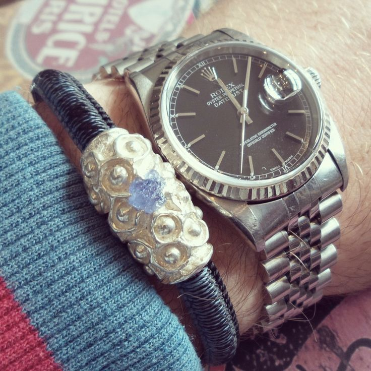 URU Masterpiece with Rolex