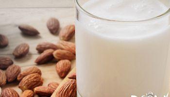 Как сделать миндальное молоко в домашних условиях - рецепт