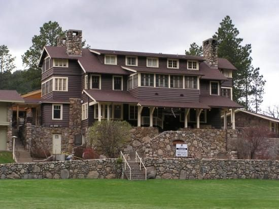 State Game Lodge, Custer Picture: Cabin At The State Game Lodge, Custer  State Park   Check Out TripAdvisor Membersu0027 Candid Photos And Videos Of  State Game ...