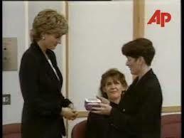 Princess Diana at Broadmoor Hospital
