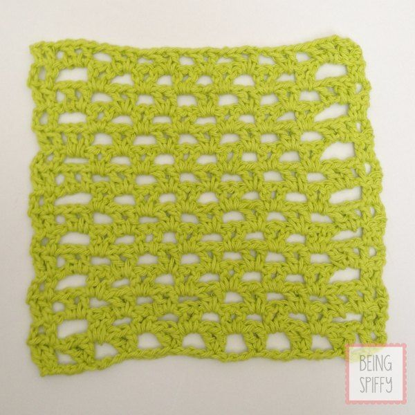 Crochet Stitches Dishcloths : Crochet Dishcloths