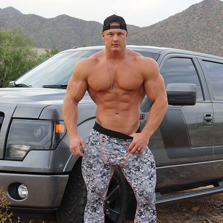Pin By Ken Bachtold On Body Builders  Big Muscle Men -9332