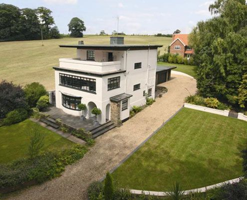 For The House That Jack Built 1930s Art Deco In Louth Lincolnshire Pinterest Home And