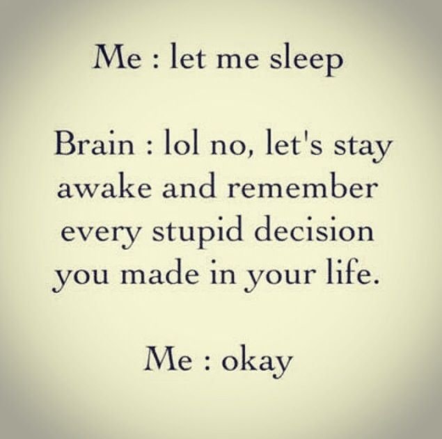 And Cant Sleep Quotes Stressed