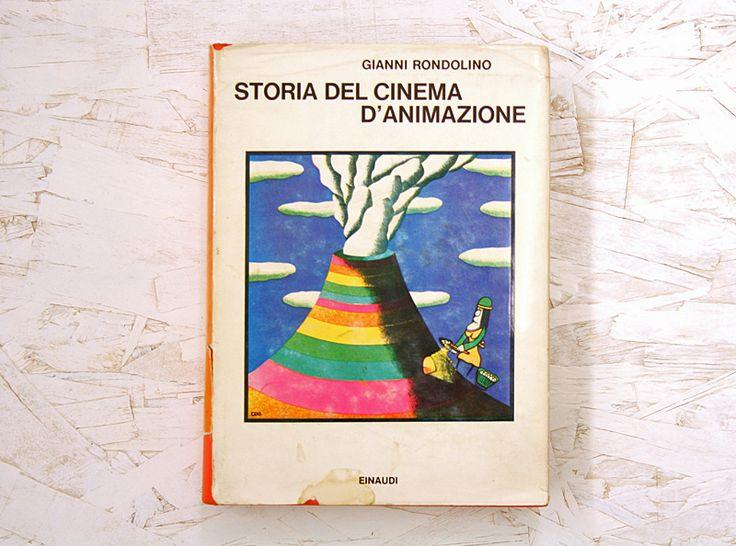 Rondolino, Gianni, Storia del cinema d'animazione, Einaudi 1974