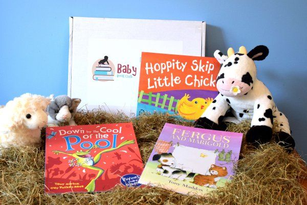 Baby Book Club June 17 - On the Farm | Three books a month. Lovingly hand chosen. Delivered to your door.