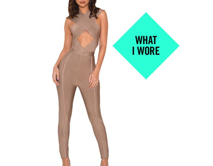 Kylie Jenner House of CB Jumpsuit - Kylie Jenner Official Site