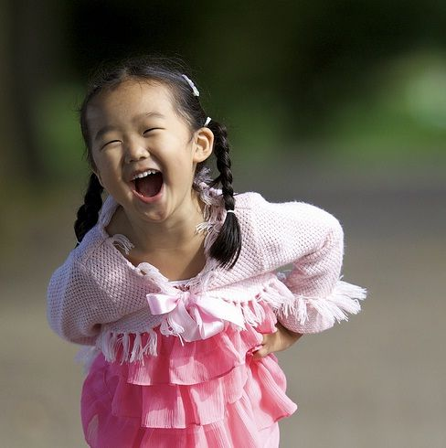 Happy girl! ♥ www.jsimens.com - helping families worldwide