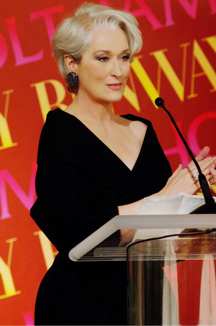 Meryl Streep as Miranda Priestly;  2006 The Devil Wears Prada; 929x1400px