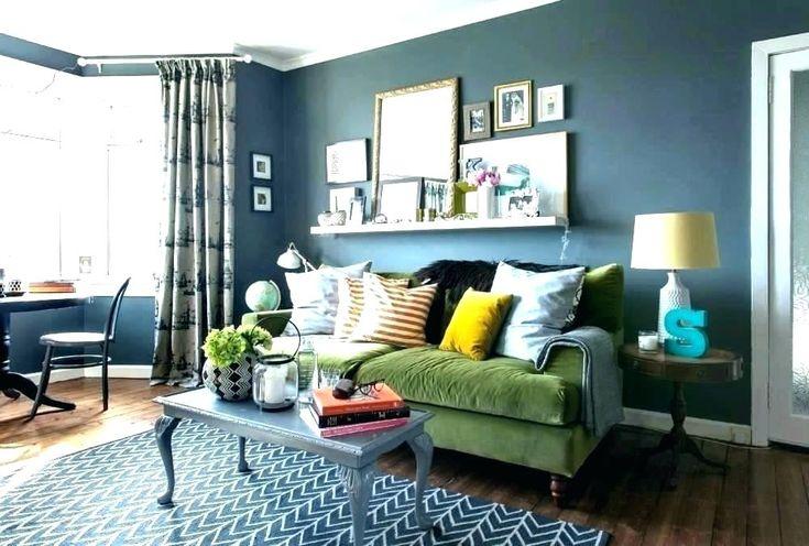 Wandgestaltung Mit Farbe Wohnzimmer A Popular Deko Ideen ...