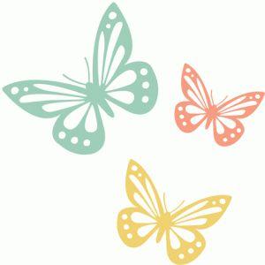 View Design: butterflies