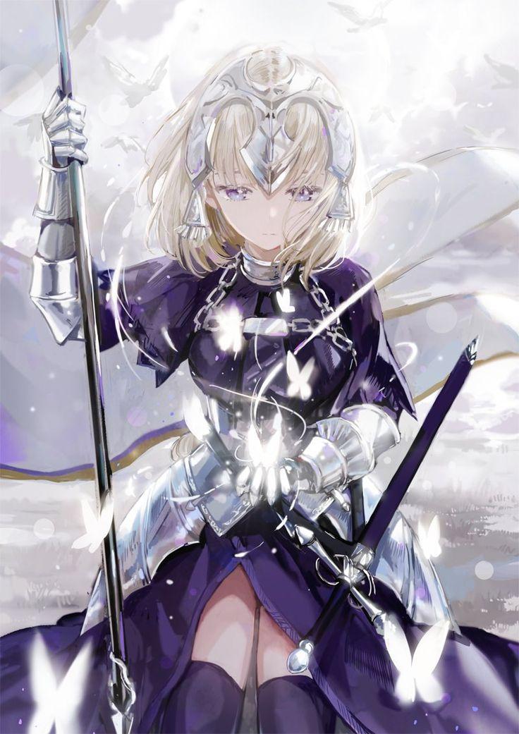 Jeanne d' Arc (Ruler), Fate Grand Order