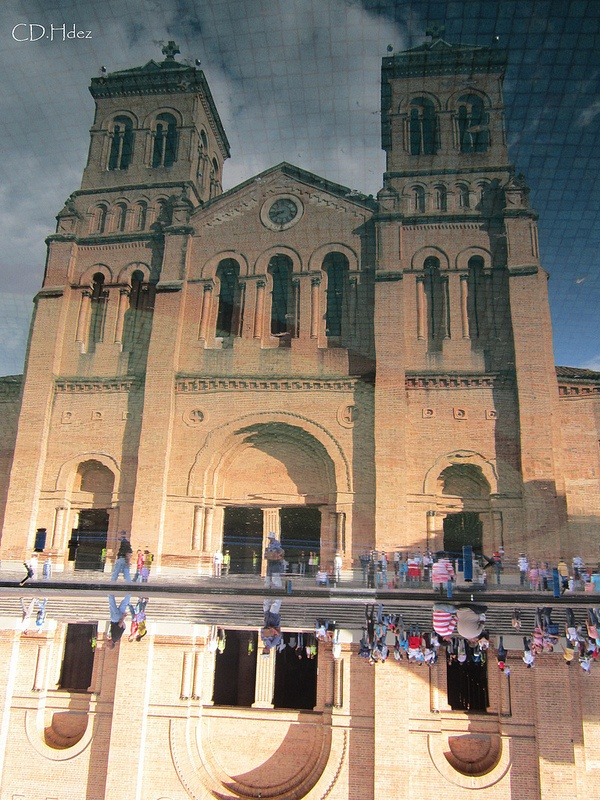 Medellin Metropolitan Cathedral  Catedral metropolitana de Medellin