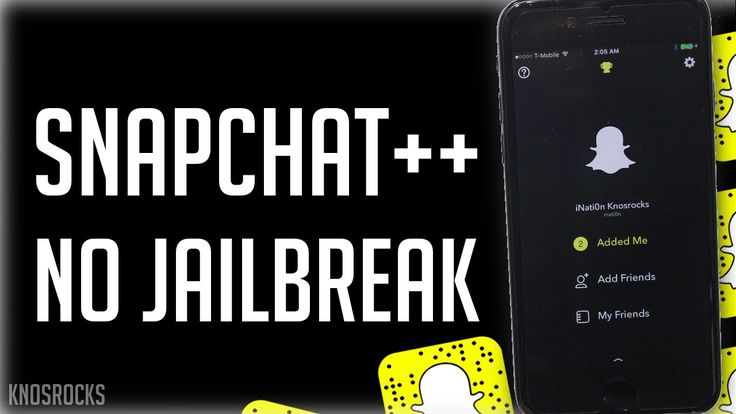 How To Get Snapchat++ iOS 10.2 / 10 - 9 No Jailbreak Fixes & More iPhone...