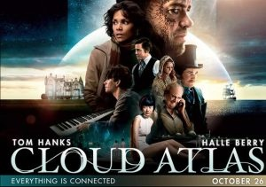 Connected Across Time Cloud Atlas Movie Review Cloud Atlas Movie Cloud Atlas Cloud Atlas 2012