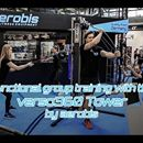 The new solution for small group training with revvll, aeroSling, alphaband & co.: the slim and strong verso360 Tower. A short trailer from the FIBO. https://www.youtube.com/watch?v=VuEyZE7F_q8
