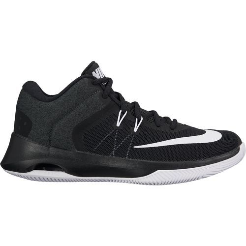 online store 51a84 09317 Nike Women s Air Versatile II Basketball Shoes (Black White, Size 9.5) - Women s  Basketball Shoes at Academy Sports