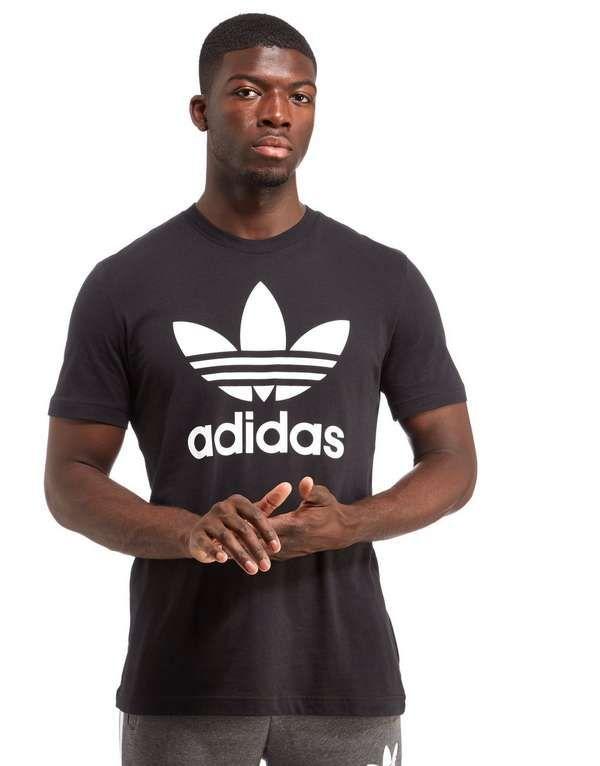 adidas Originals Trefoil T-Shirt - Size MEDIUM