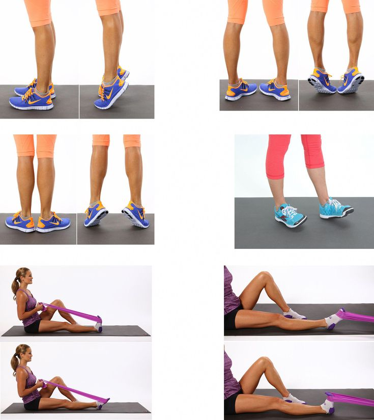 Упражнение Для Похудения Икр. Упражнения для икроножных мышц для женщин