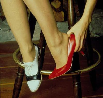 VENUS IN FURS: I'm Audrey Horne and I get what I want
