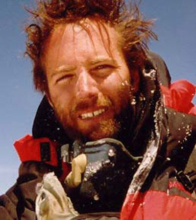 In 1996, Jon Krakauer went to Everest for Outside magazine to report on how commercial expeditions were changing the mountain. He got a far bigger story: on the day he reached the summit, a number of mountain guides (including New Zealander Rob Hall, pictured) and their wealthy clients were caught in a storm and eight died. This Day in History: May 10, 1996: Death on Mount Everest http://dingeengoete.blogspot.com/