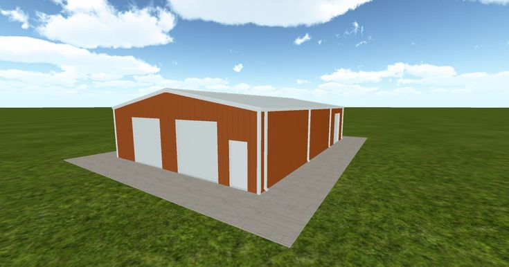 Cool 3D #marketing http://ift.tt/2FkHHPH #barn #workshop #greenhouse #garage #roofing #DIY