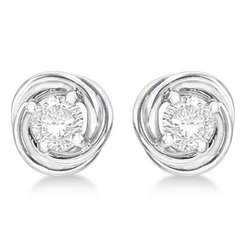 Uniquepedia.com - Diamond Love Knot Stud Earrings 14k White Gold (0.50ct), $990.00 (http://www.uniquepedia.com/diamond-love-knot-stud-earrings-14k-white-gold-0-50ct/)