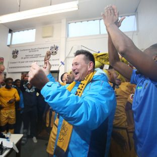 Paul Doswell revels in non-league Sutton's FA Cup shock victory over Leeds - South Wales Argus