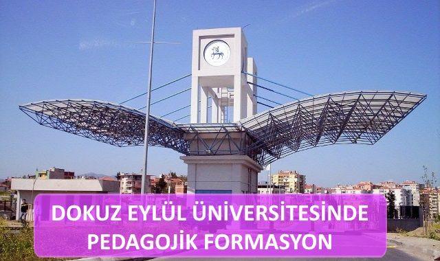 Dokuz Eylül Üniversitesi Formasyon