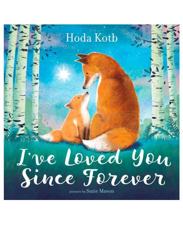 I've Loved You Since Forever, Adoption book for children kids