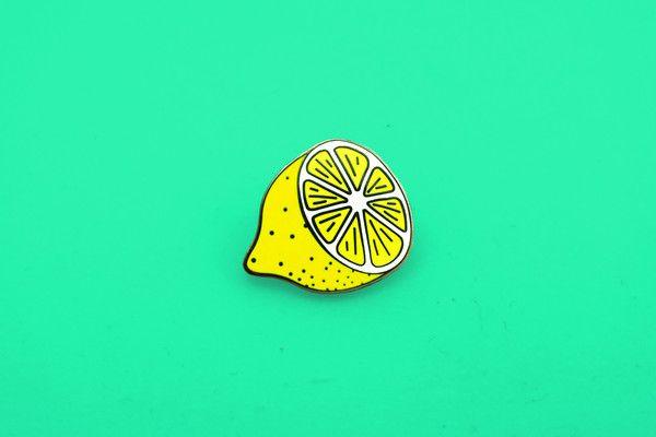 "-3/4"" hard enamel pin-Gunmetal colored metal-2mm thick-Rubber pin backing Made…"