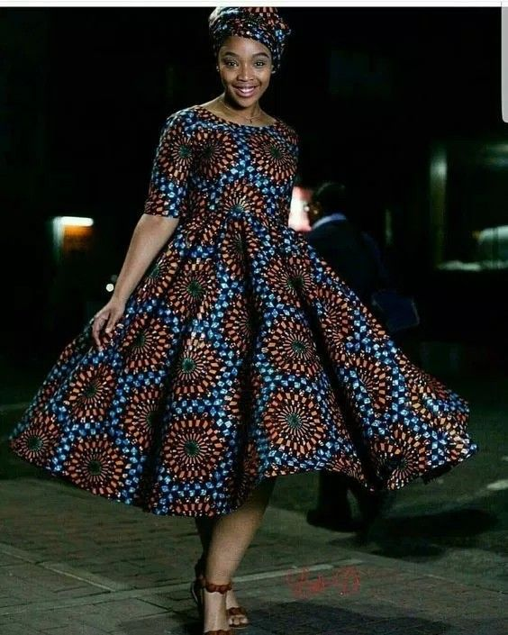 Traditional: African Traditional Dress You Will Love