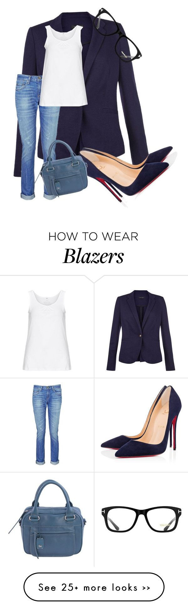 """That's today sorted"" by gem13 on Polyvore featuring rag & bone, Christian Louboutin, Zhenzi, Radley and Tom Ford"